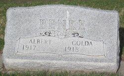 Albert George Al Benke