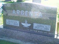 Augusta <i>Busetto</i> Argenta