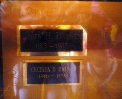 John H Haines