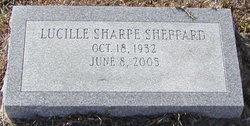Lucille <i>Sharpe</i> Sheppard