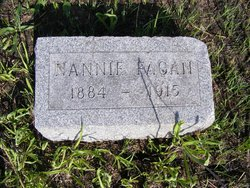 Nancy Nannie <i>Kincaid</i> Fagan
