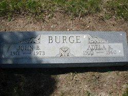 Adela May <i>Kranz</i> Burge