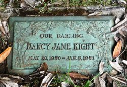 Nancy Jane Kight