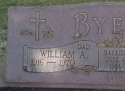 William Albert Billy Byers