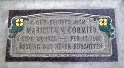 Marrietta V Cormier