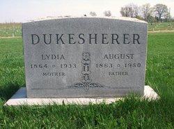 Lydia <i>Orth</i> Dukesherer