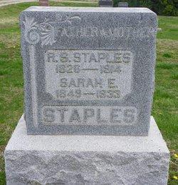 Sarah E Staples