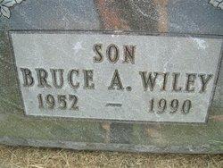 Bruce Allen Wiley
