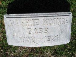 Alverne <i>Koonce</i> Bass