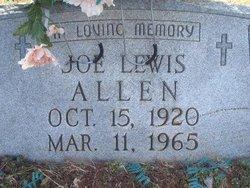 Joe Lewis Allen