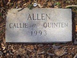 Callie Allen