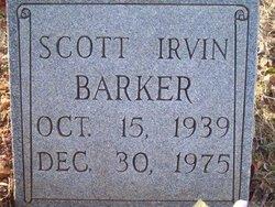 Scott Irvin Barker