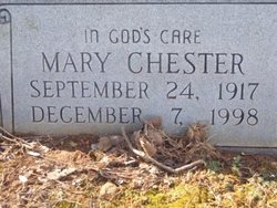 Mary Chester