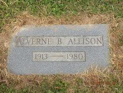 Alverne B Allison