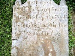 Sibella <i>McClure</i> Campbell