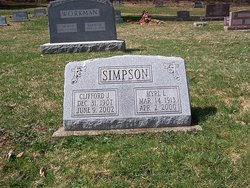 Clifford J Simpson