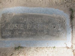 Josie D. Clinger