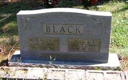 Beulah Dean <i>Smith</i> Black
