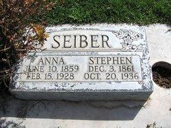 Anna <i>Buckmaster</i> Seiber