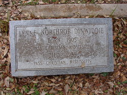 Lynne Washington <i>Northrop</i> Dinwiddle