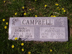 Dorothy Elizabeth <i>Rogers</i> Campbell