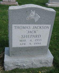 Thomas Jackson Jack Shepard