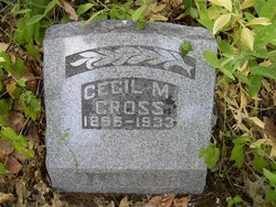 Cecil M. <i>Warner</i> Cross