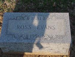 Ross James Evans