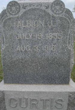 Albion John Alba Curtis