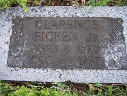 Clarence Ficken, Jr