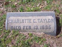 Charlotte C. <i>Garnier</i> Taylor