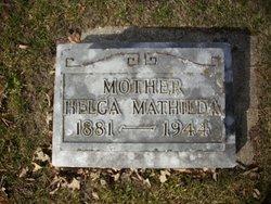Helga Mathilda Westrum
