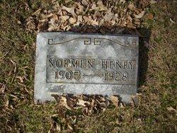 Norman Henry Westrum