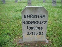 Barbara Theresa <i>Rodriguez</i> Aballi