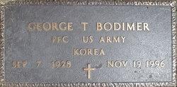 George Thomas Bodimer