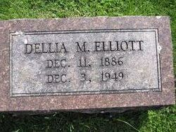 Dellia M. <i>Mount</i> Elliott