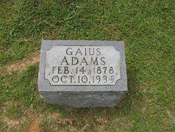 Gaius Adams