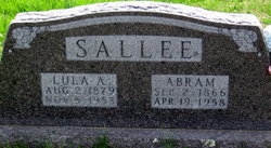 Rev Abram Sallee