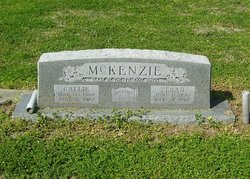 Zerah McKenzie