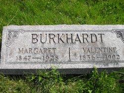 Valentine Burkhardt