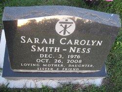 Sarah C. <i>Smith</i> Ness