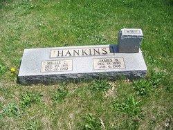 Millie <i>Cowan</i> Hankins