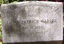 David Patrick Carley