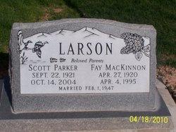 Fay <i>MacKinnon</i> Larson