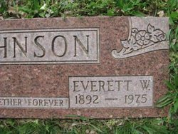 Everett Willis Johnson