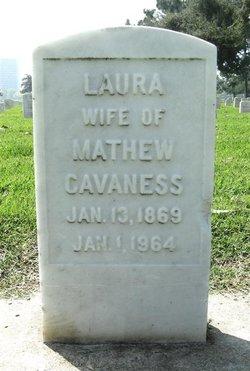 Laura Emma <i>Jackson</i> Cavaness