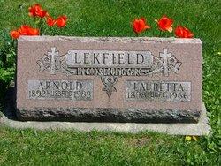 Lauretta <i>Pellman</i> Lekfield
