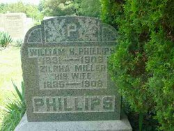 Zilpha <i>Miller</i> Phillips