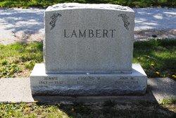 Ann Maria <i>Toland</i> Lambert