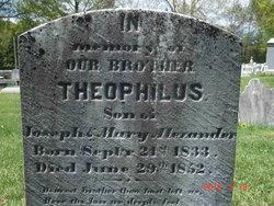 Theophilus Alexander
